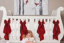 Nursery ideas for GIRLS / Little Rd Riding Hood theme
