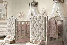 Nursery Glamour Princess / Bling and glamour for a little princess