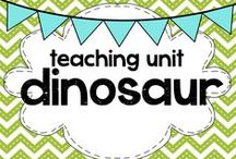 teaching: dinosaurs