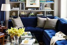 LIVING ROOM / by Abby M. Interiors