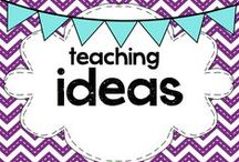 teaching: ideas / by Keri