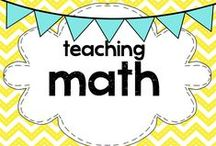 teaching: math / by Keri