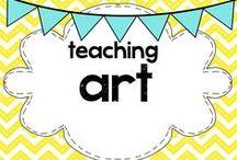 teaching: art ideas