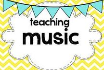 teaching: music / by Keri