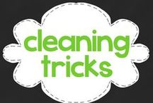 for me: cleaning tricks