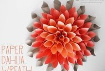 Papercrafts / by Saved by love creations