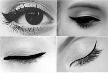 Hair & makeup / by Hayley Klubnik