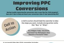 Pay-Per-Click Advertising / All things Pay Per Click (PPC) Advertising related including Google Analytics, AdWords, keywords, conversion rates, landing pages and more.