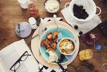 morning / by Aubrey Carlsen