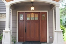 First Impressions - Entry Way / by Karen Dotson