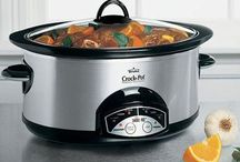 Crock Pot cooking / by Katy Jackson