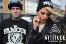 New Stuff... / We love to show off the latest additions to our site www.attitudeclothing.co.uk, we hope you love them too! / by Attitude Clothing