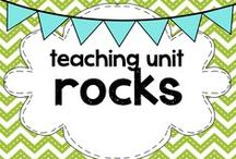 teaching: rocks