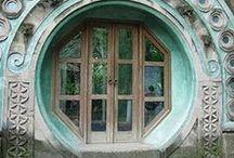 Creative Doors / by Susan Kent