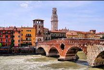 """Verona / """"Non v'è mondo al di fuor di queste mura.."""""""