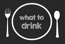 what to drink?