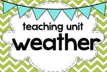 teaching: weather