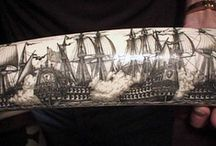 The Art of Scrimshaw / by Susan Kent