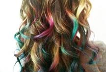 Pretty Hair / by Diane Raffle Krnaich