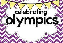 Celebrating Olympics