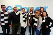 Everything E-Power / Sneak peak at the behind the scenes of E-Power Marketing. Meet the team behind it all!