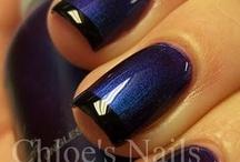 Nails Nails Nails! / by Diane Raffle Krnaich