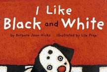 Black & White... / by Diane Raffle Krnaich