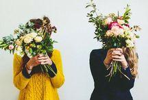 flowers + plants