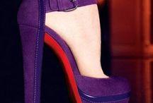 Shoes Shoes Shoes / Shoes ! I love them! / by Méline Briciní