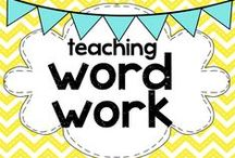 teaching: working with words