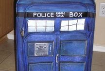 Doctor Who / Doctor Who.. Its bigger on the inside.