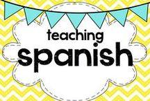 teaching: spanish