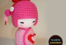 Knitting + Crochet !!! / Knitting and crochet patterns / by Méline Briciní