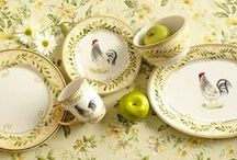 Spring Forward! / We're so excited for the beauty that is spring! Get your home ready with crafty decor ideas, some old and new favorite dinnerware, and delicious recipes!  / by Pfaltzgraff