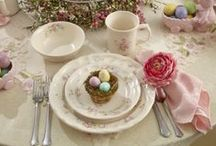 Elegant Easter Entertaining! / Tips on everything you need to host an elegant Easter celebration!  / by Pfaltzgraff