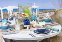 Beach Party / Capture a relaxed day at the beach with our tips on creating a casually elegant table!  / by Pfaltzgraff