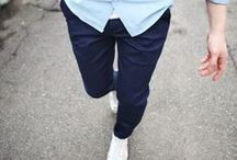 Men's Street Style / A selection of our favourite in men's streetstyle