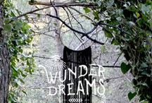 Wunderdreams / Bohemian Dreamcatchers, modern wall hangings