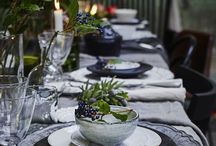 Holiday / Chic, sophisticated holiday decor ideas