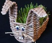 Paper Wicker Diy