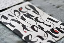 Design | Typography and Logo / by Olivia Ribeiro