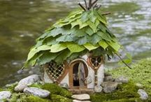 Fairy Gardens / I love the idea of fairy gardens...and they are so cute!!!  / by Michelle F.
