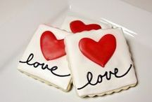 Valentine's Day! / Healthy treats and fun ideas to celebrate the day of Love!!