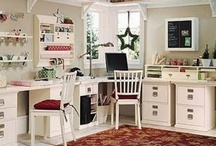 Craft Rooms/Studios / by Michelle F.