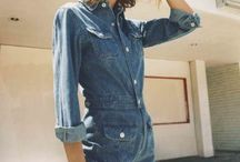 Inspiration fashion spring/summer / Spring and Summer looks fashion inspiration