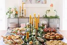 Party Decor / A party is complete only with proper decoration! Make your next gathering beautiful by putting a bit more effort into the decor.