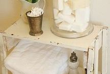 bathroom ideas / by Robin McDonald