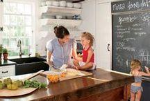 kitchen ideas / by Robin McDonald