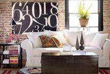 livingroom ideas / by Robin McDonald