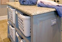 laundryroom ideas / by Robin McDonald